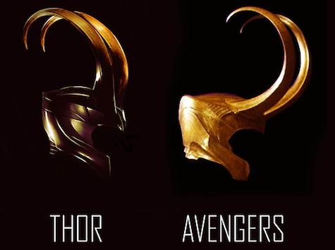 Loki Tom Hiddleston The Avengers