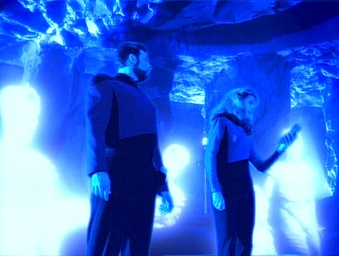 Star Trek: The Next Generation Rewatch on Tor.com: Time's Arrow (Part 1)