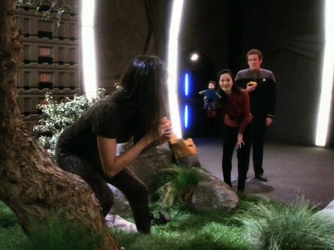 Star Trek: Deep Space Nine Rewatch on Tor.com: Time's Orphan