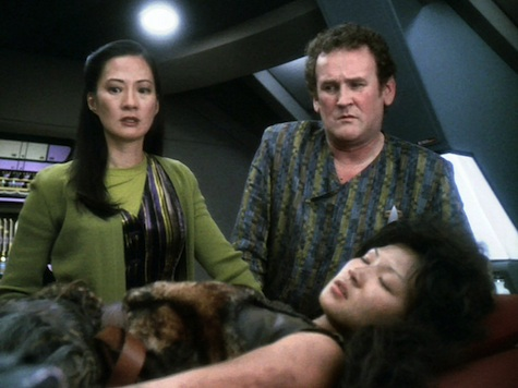 Star Trek: Deep Space Nine Rewatch on Tor.com: Time's Orphan
