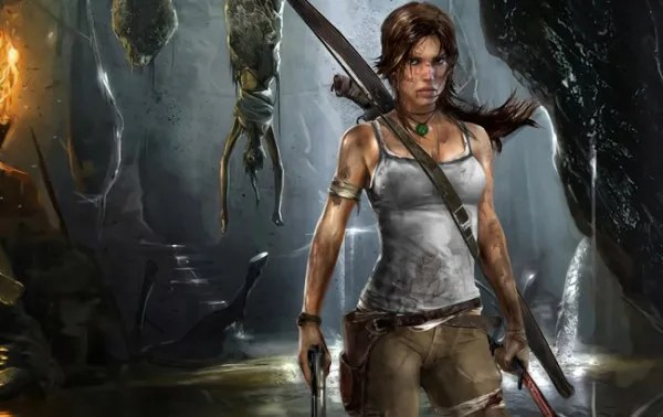 The New Lara Croft, Now With 100% More Torture!
