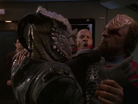 Star Trek: Deep Space Nine Rewatch on Tor.com: To the Death