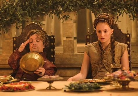 Tyrion Lannister Sansa Stark