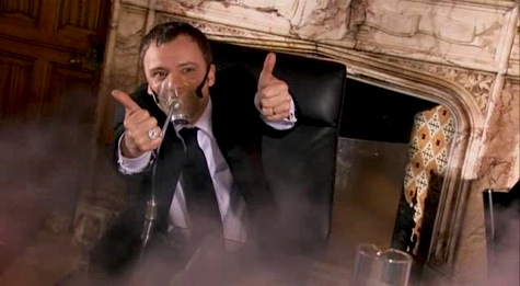 Villain Fashion, The Master, Doctor Who, John Simm