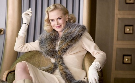 Villain Fashion, The Golden Compass, Nicole Kidman, Mrs. Coulter