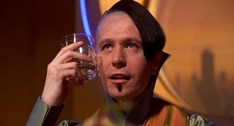 Villain Fashion, The Fifth Element, Zorg, Gary Oldman