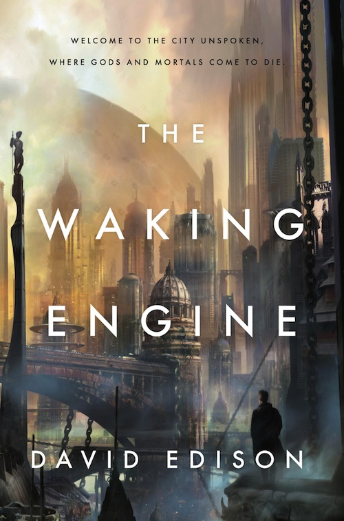 The Waking Engine David Edison