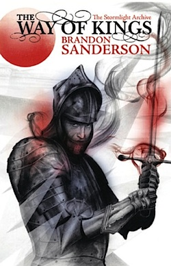 The Way of Kings Brandon Sanderson UK Gollancz