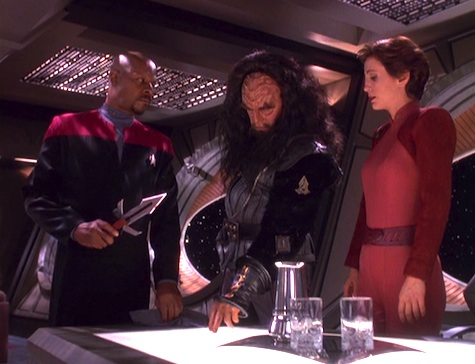 Star Trek: Deep Space Nine Rewatch on Tor.com: The Way of the Warrior