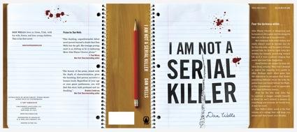 I Am Not a Serial Killer cover