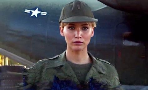 X-Men Days of Future Past, Mystique, Jennifer Lawrence