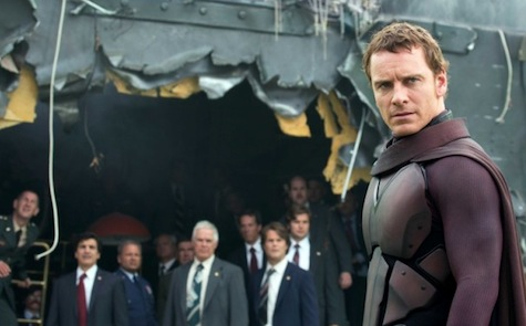 X-Men Days of Future Past, Magneto, Michael Fassbender