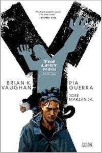 Y The Last Man Brian K Vaughn