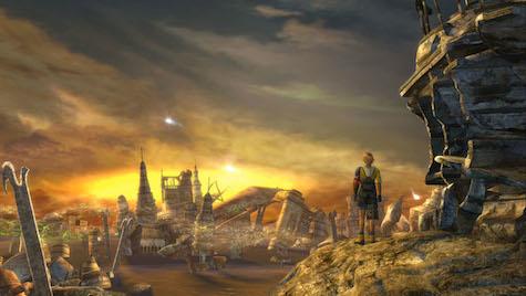 Final Fantasy X Tidus