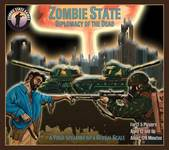Zombie State: Diplomacy of the Dead board game