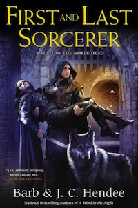 First and Last Sorcerer by Barb and J.C. Hendee