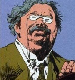Sandman GK Chesterton