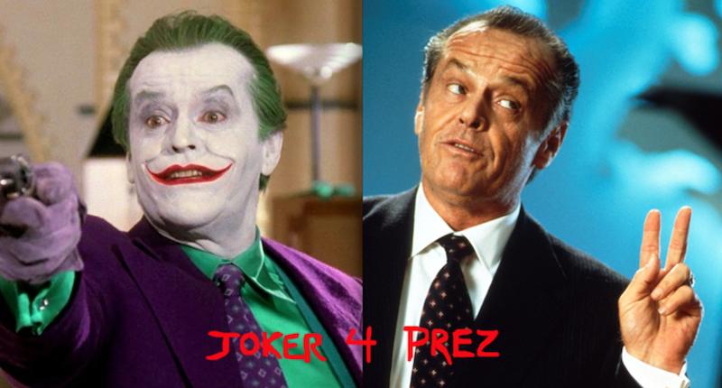 Joker, President Dale