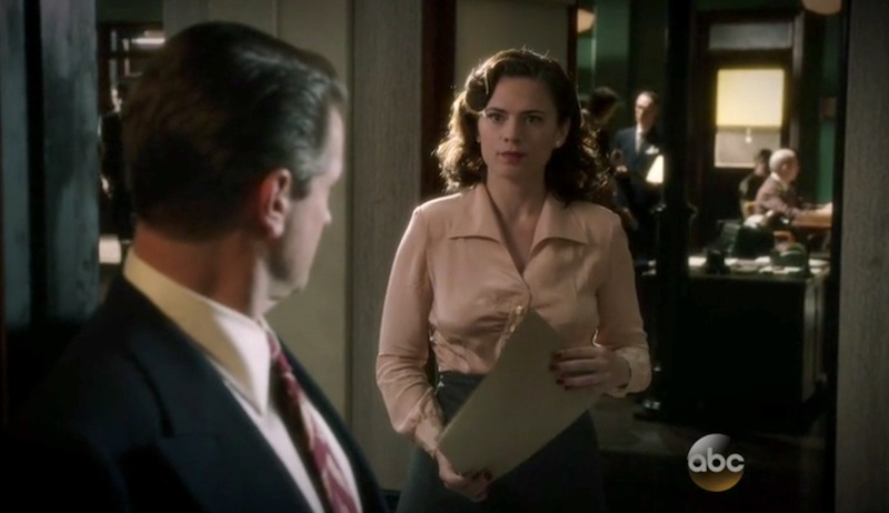 Agent Carter: Time and Tide