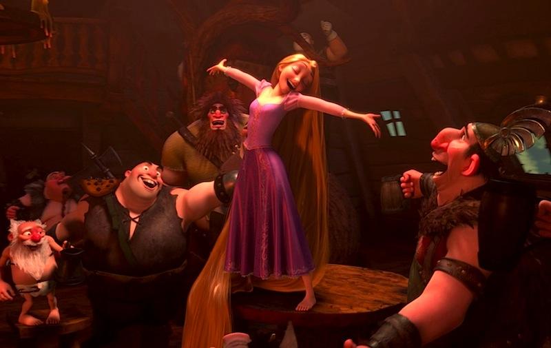 Tangled, Rapunzel