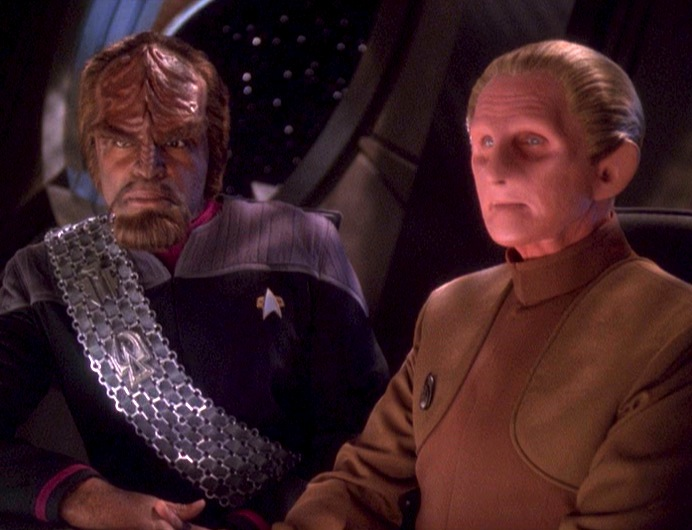 Star Trek Deep Space 9, inter arma enim silent leges