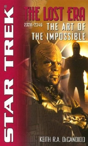 Star Trek, The Art of the Impossible cover