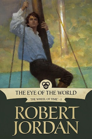 Wheel of Time The Eye of the World ebook cover