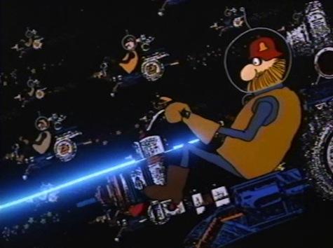 Space Bikers