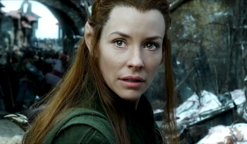 The Hobbit: The Battle of the Five Armies, Tauriel