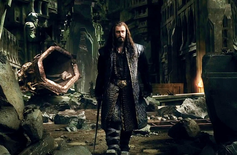 The Hobbit: The Battle of the Five Armies, Thorin