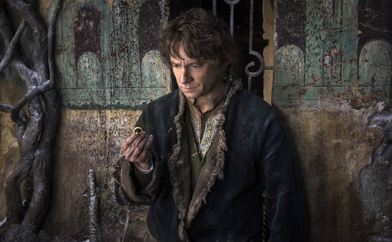 The Hobbit: The Battle of the Five Armies, Bilbo