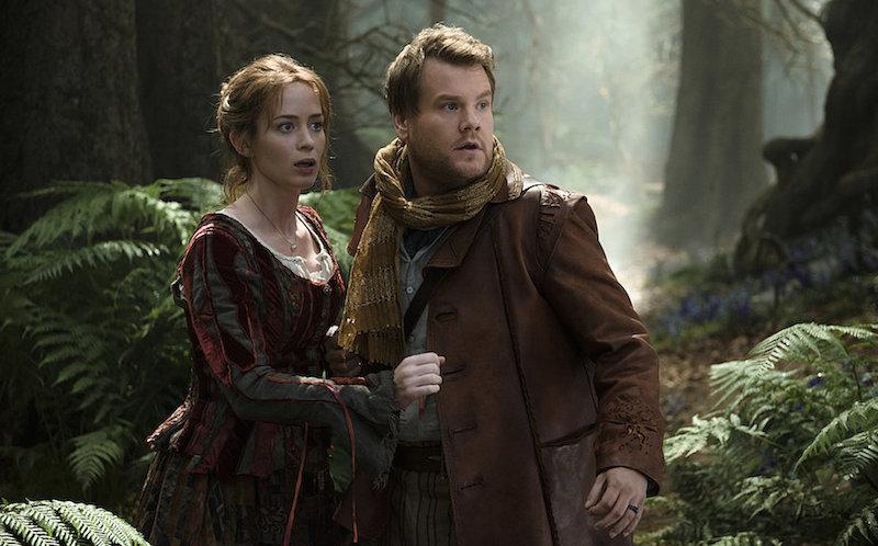 Into the Woods, Baker, Baker's Wife