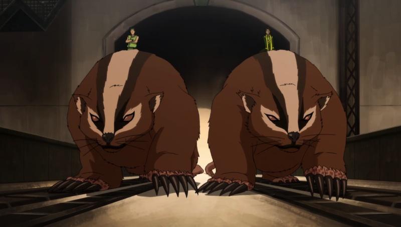Legend of Korra finale
