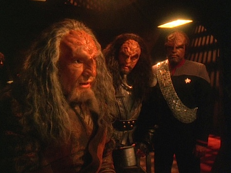 Star Trek: Deep Space Nine Rewatch on Tor.com: Once More Unto the Breach