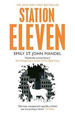 Station Eleven UK cover paperback