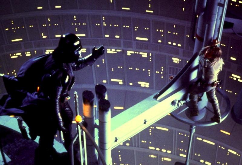 Star Wars, Luke Skywalker, Vader