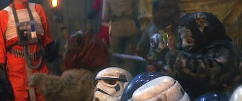 Star Wars, Ewoks, Return of the Jedi