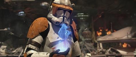 Star Wars, clones, Revenge of the Sith
