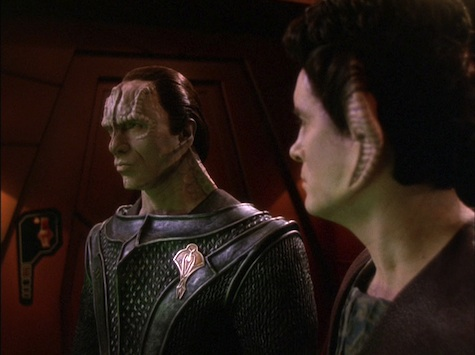 Star Trek: Deep Space Nine Rewatch on Tor.com: Treachery, Faith, and the Great River