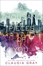 A Thousand Pieces of You excerpt Claudia Gray