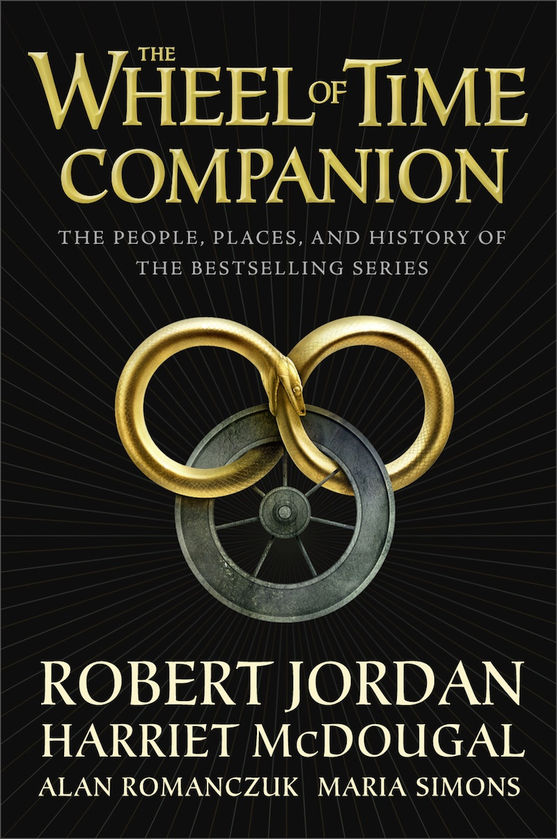 The Wheel of Time Companion Arrives in 2015 | Tor com