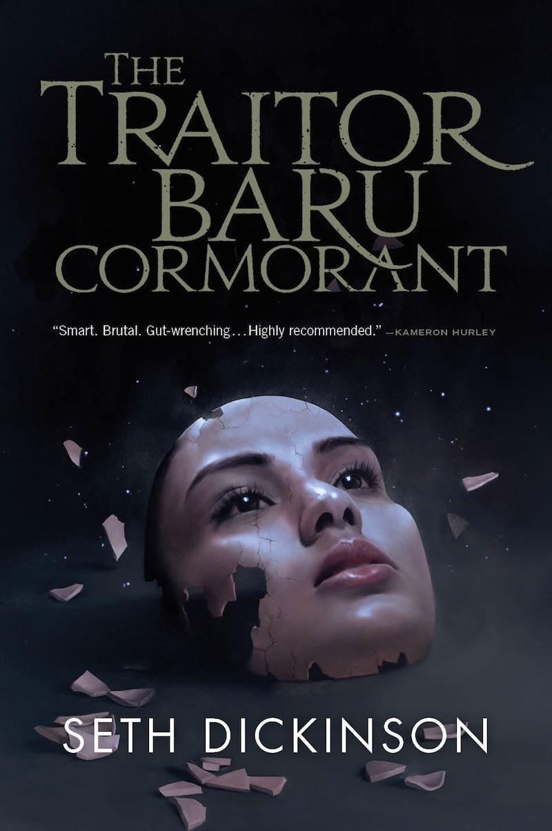 The Traitor Baru Cormorant cover reveal US