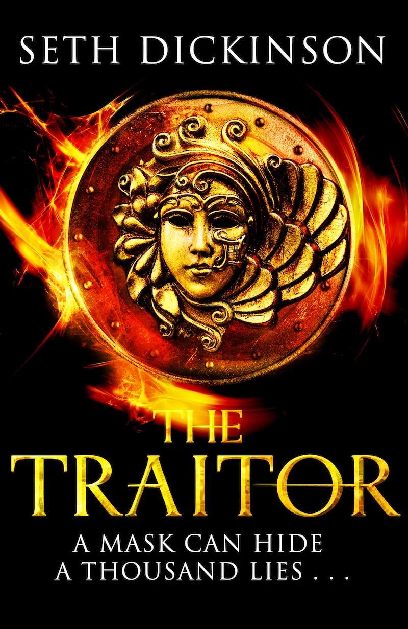 The Traitor Baru Cormorant cover reveal UK