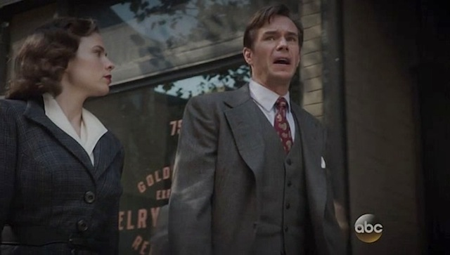 Agent Carter: A Sin to Err