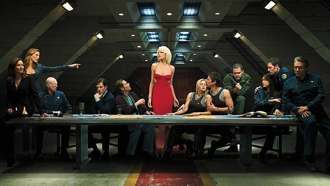 Blog Post Featured Image - NBC's Battlestar Galactica Reboot Might Be Set in the Same Universe as Ronald D. Moore's Series