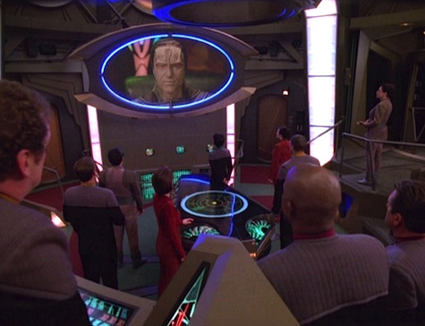 Star Trek: Deep Space Nine Rewatch on Tor.com: The Changing Face of Evil