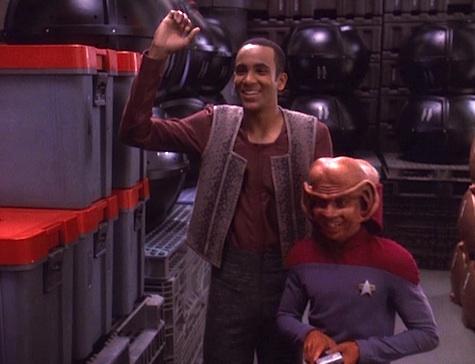Star Trek: Deep Space Nine Rewatch on Tor.com: In the Cards