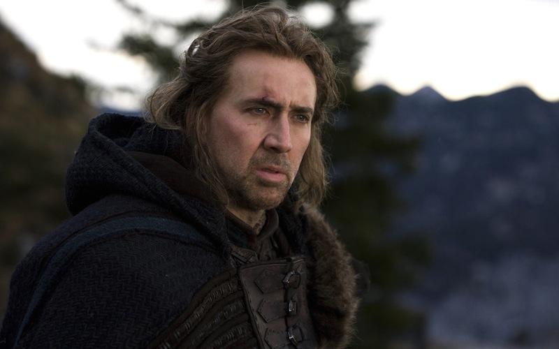 Nicolas Cage