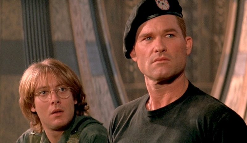 Stargate, Kurt Russell, James Spader