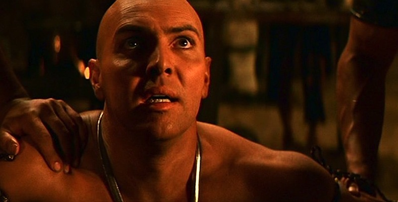 The Mummy, Arnold Vosloo
